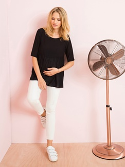 Future Maman-Les looks-Look black & white