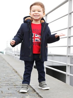 Baby-Lookbook-Engelse look