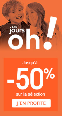 Les Jours Oh! Jusqu'� -50%