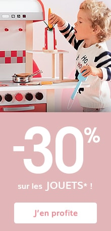 -30% sur les jouets* !