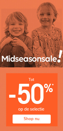 Tot -50%* op de Midseasonsale selectie!