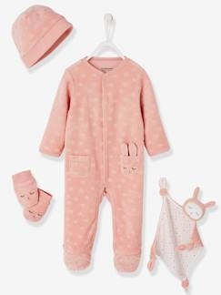 Baby-Pyjama, surpyjama-Geboorteset 4 items baby