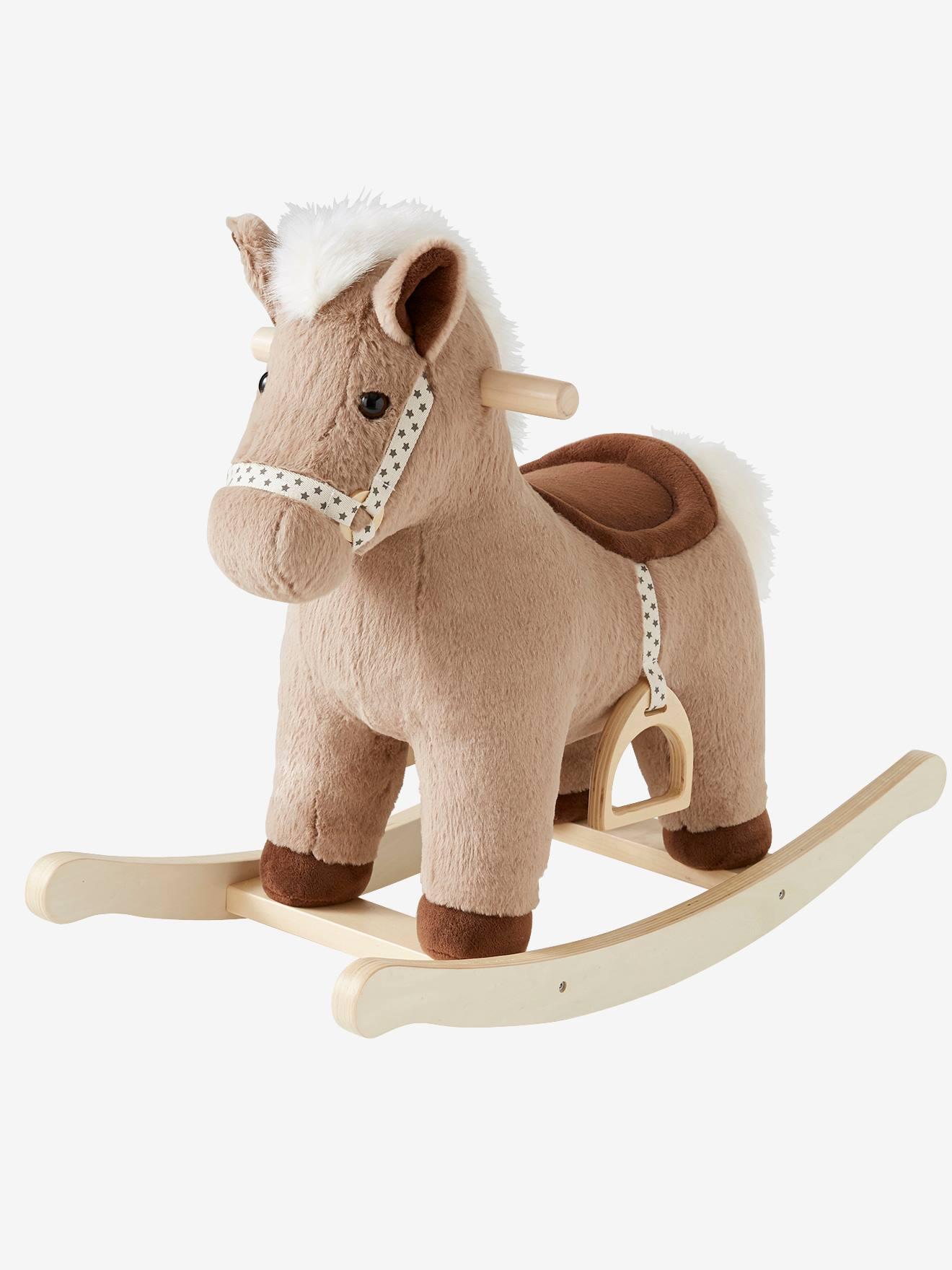 Paardenschommel Bruin Speelgoed