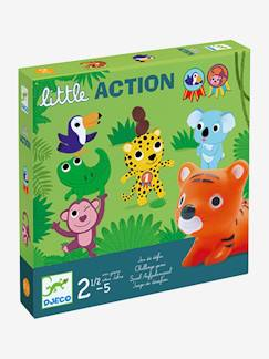 Speelgoed-Bouwspellen-Little Action DJECO