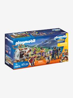Collectie Vertbaudet-THE MOVIE Charlie met gevangenenkonvooi PLAYMOBIL