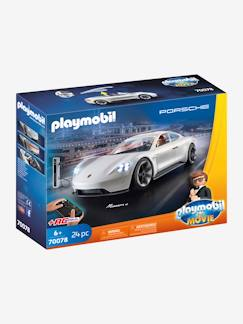 Collectie Vertbaudet-THE MOVIE Rex Dasher « Porsche Mission E » PLAYMOBIL