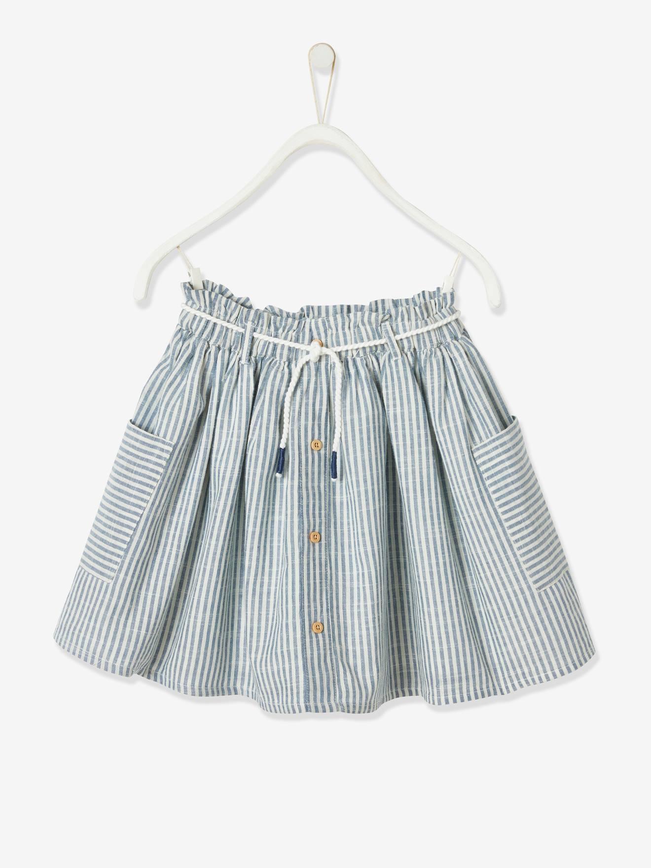 Ex M /& S Bébé Fille Chambray Denim Bleu Polka Dot Spot robe-tablier 0-24 mois