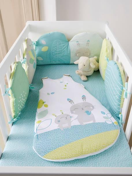 tour de lit modulable reve nordik meubles et linge de lit. Black Bedroom Furniture Sets. Home Design Ideas