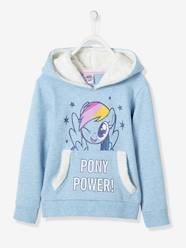 Sweat-shirt fille My little Pony® à paillettes  - vertbaudet enfant