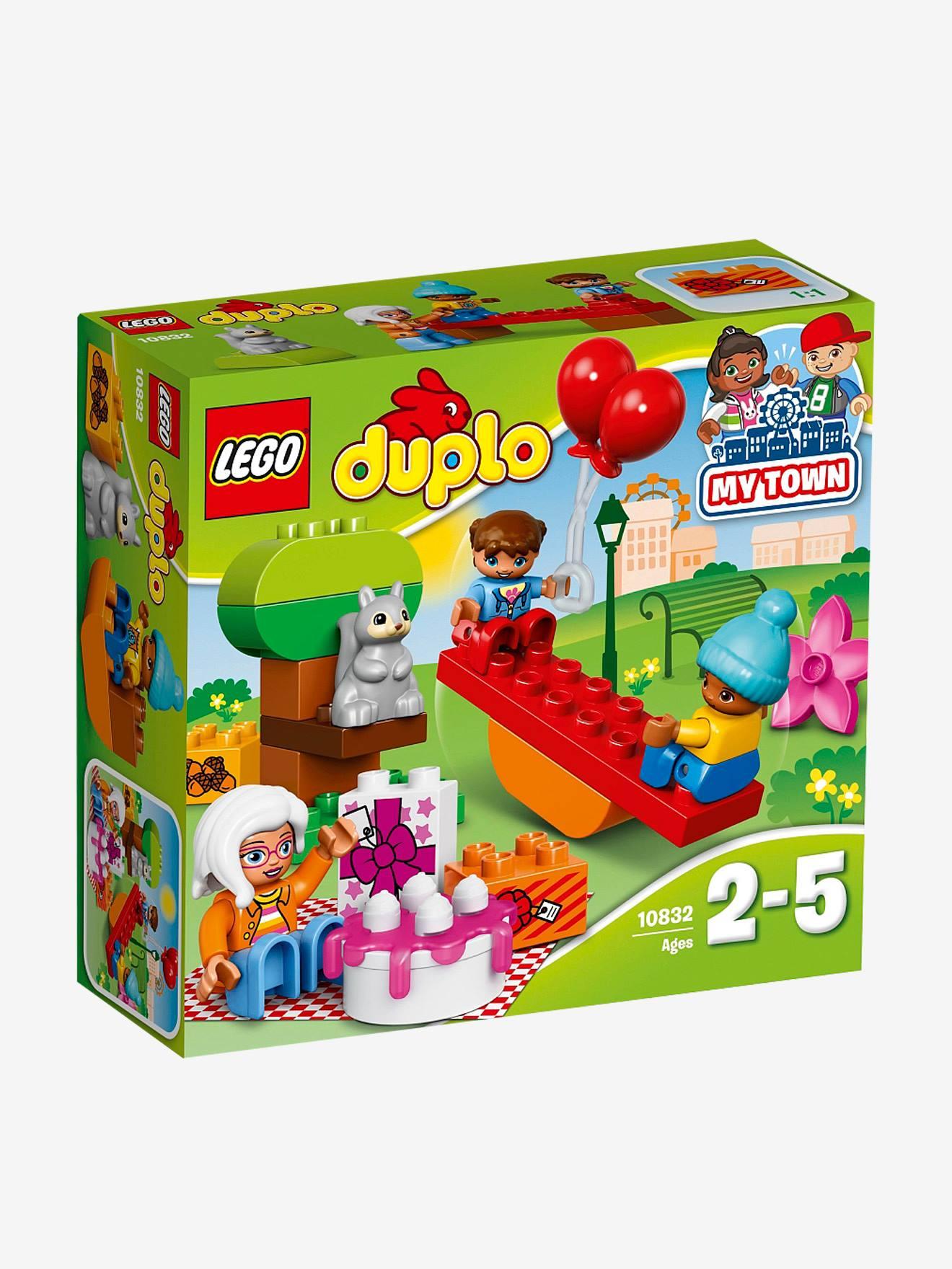Duplo Lego La D'anniversaire 10832 Fête MulticoloreJouet v80Nmnw