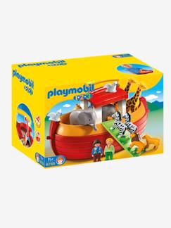 Collectie Vertbaudet-Transporteerbare ark van Noa Playmobil 1, 2, 3