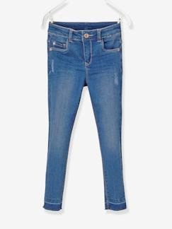 Fille-Jean-Jean slim fille tour de hanches MEDIUM