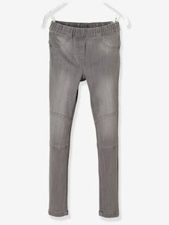 Fille-Jean-Tregging  MorphologiK fille en denim tour de hanches MEDIUM