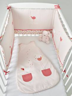 Meubels en beddengoed-Baby beddengoed-BIRDY LOVE* box
