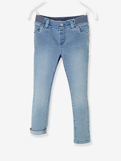Fille-Jean-Jean slim fille tour de hanches MEDIUM Collection Maternelle