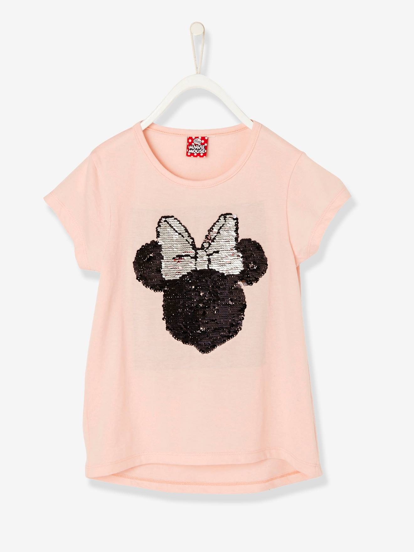 b18fdfbe82607 tee shirt fille sequins - www.goldpoint.be