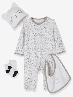 Baby-Babyset-Geboorteset 4 items baby