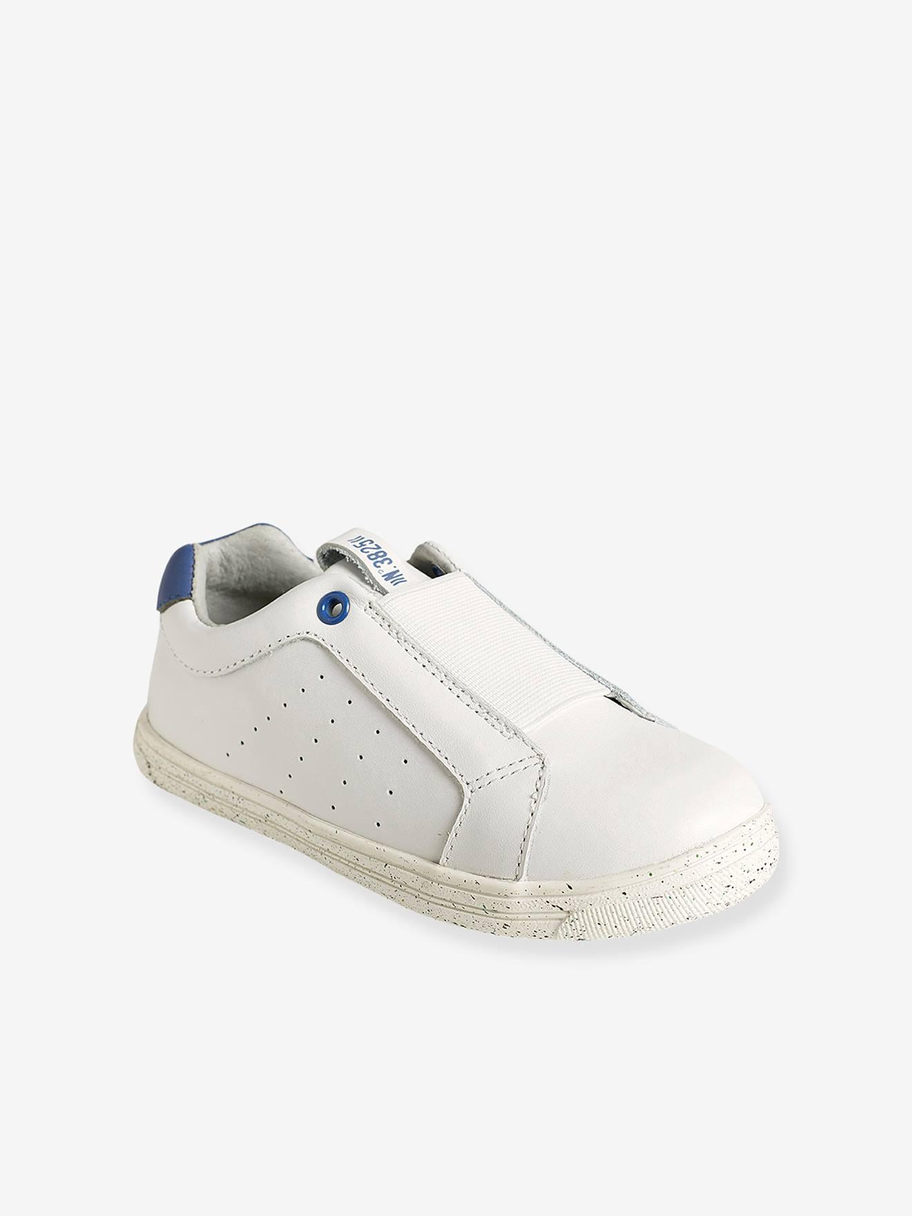 Imprim/é d/étoiles Blanches Bobux Semelles Souples Chaussures b/éb/é
