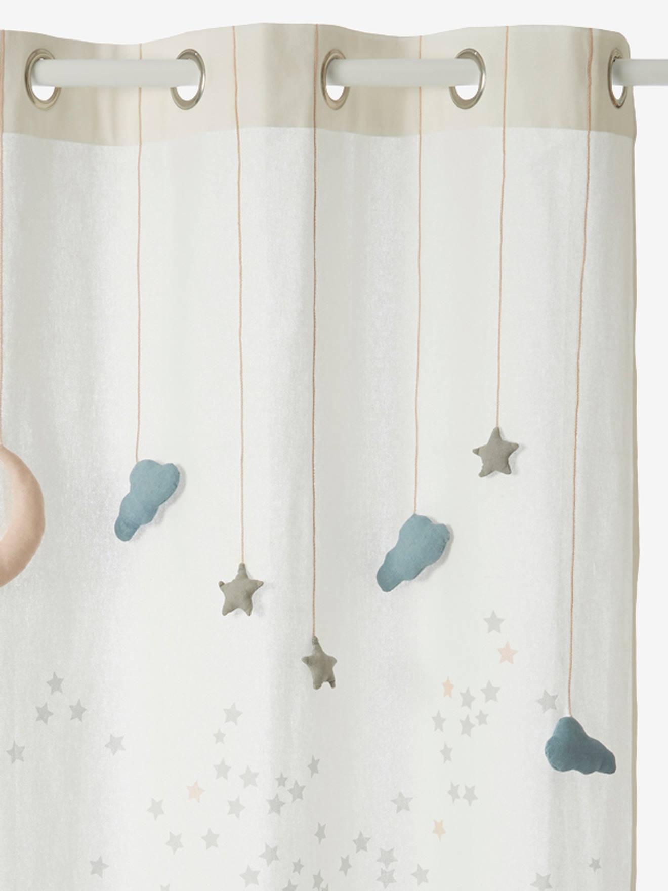 Rangement Et Décoration Décoration Rideau Rideau Tamisant Comme Une étoile