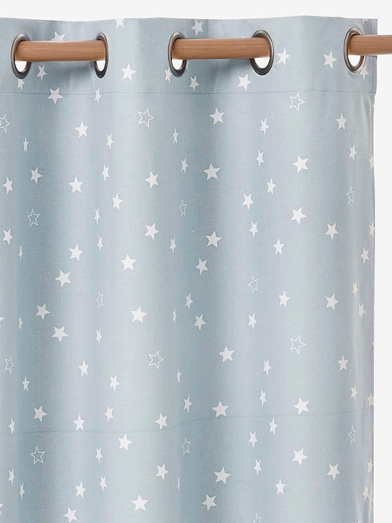 Beau Rangement Et Décoration Décoration Rideau Rideau Occultant étoiles