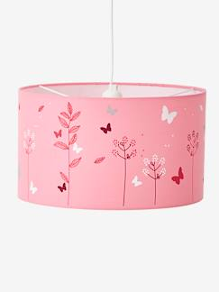 Linnengoed en decoratie-Decoratie-Lamp-Lampenkap om op te hangen Butterfly