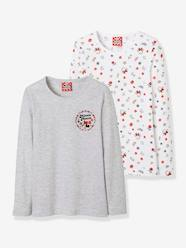 Lot de 2 T-shirts Minnie®  - vertbaudet enfant