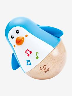 Collection Vertbaudet-Pingouin culbuto musical HAPE