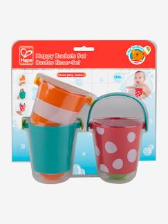 Collection Vertbaudet-Ensemble seaux de bain HAPE