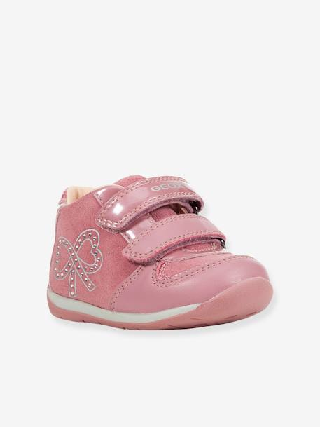 06888532b8b95 Baskets Mid bébé fille Each Girl Low GEOX® ROSE - vertbaudet enfant