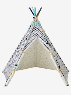 Linnengoed en decoratie-Decoratie-Omkeerbare Tipi Sioux