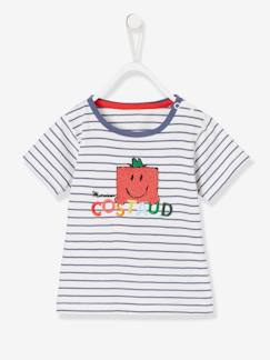 Baby-T-shirt, souspull-T-shirt-Monsieur Costaud® T-shirt in navy-stijl