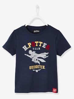 Garçon-T-shirt, polo, sous-pull-T-shirt-T-shirt Harry Potter® motif Quidditch