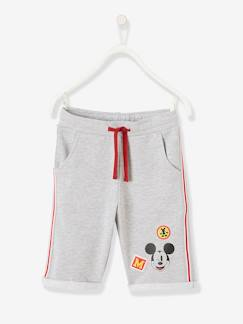Jongens-Short-Mickey® fleece bermuda