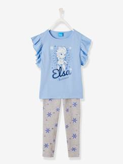 Meisje-Pyjama, surpyjama-Sneeuwwitje® pyjama met glow-in-the-dark prints