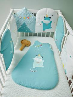 Linnengoed en decoratie-Baby beddengoed-Moduleerbare bedomheining BABY CIRCUS