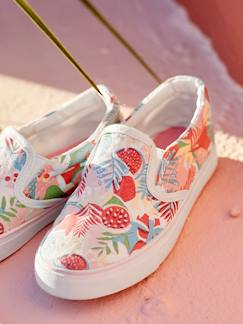 Chaussures-Chaussures fille 23-38-Ballerines, babies-Tennis slip-on fille