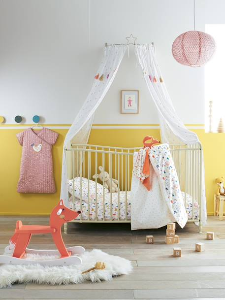 Cerceau pour ciel de lit, Rangement et décoration