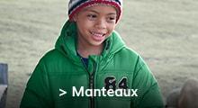 Manteaux & parkas