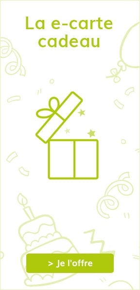 La e-carte cadeau