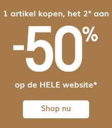-30% op bestellingen van 3 artikels of meer op de HELE website !