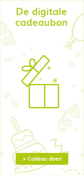 De digitale cadeaubon