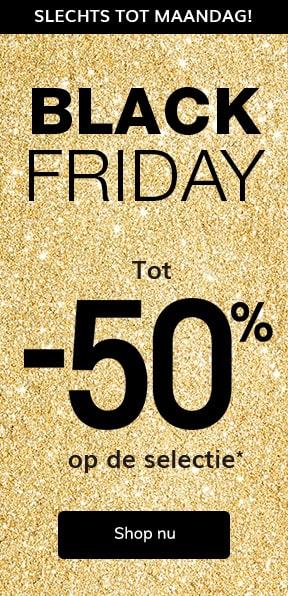 Tot -50% op de selectie!*
